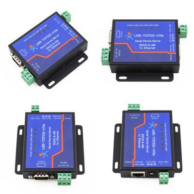 Endüstriyel RS232 Ethernet Çevirici