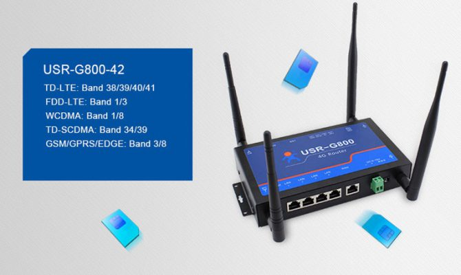 Endüstriyel ucuz router