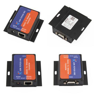 RS232 ethernet dönüştürücü